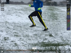 snow technique
